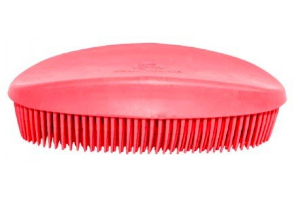 Face Brush Rubber Oval