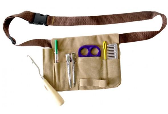 Mane & Braid Belt Bag