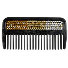 Bling Leopard Mane Comb