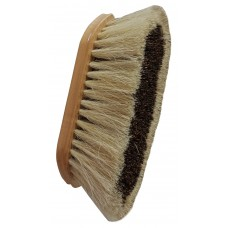 Deluxe Natural Dandy Brush