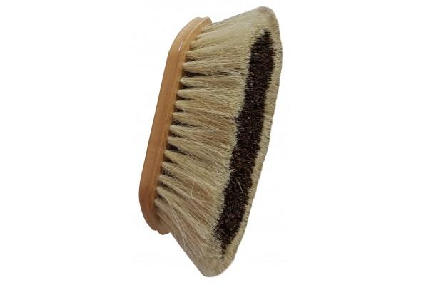 Deluxe Natural Dandy Brush