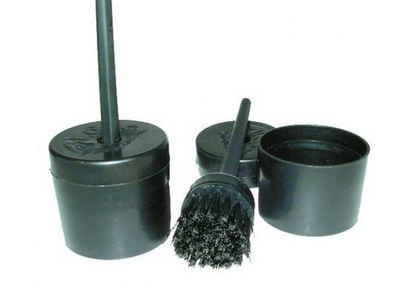 Hoof Oil Brush with Tin