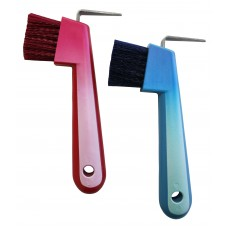 Fade Printing Hoof Pick with Brush