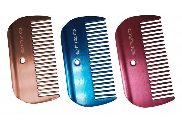 Enzo Aluminium Mane Comb