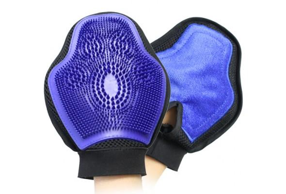 Massage Lint Remover Mitt