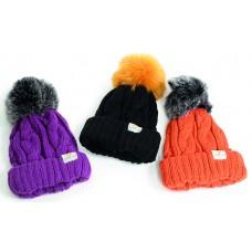 Shires Indiana Pom Pom Hat