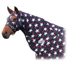 Kiwi Star Fleece Hood