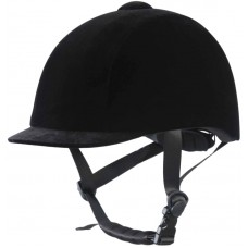 RIF Velvet Riding Helmet