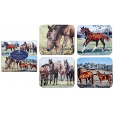 Ashdene Beauty of Horse Coaster