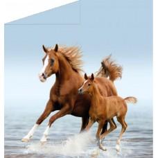 Frolicking Horse Quilt Set