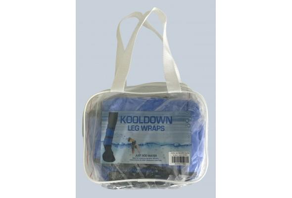 Kooldown Leg Wraps w/ Carry Bag