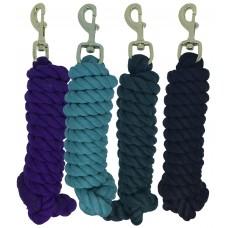 Prima Plus Cotton Lead Rope 8ft