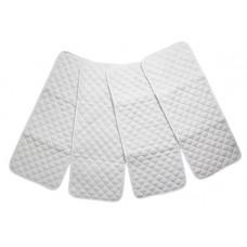 Stitched Leg Wrap Set of 4