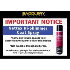 Nettex Hi-Shimmer Coat Spray