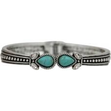 Pure Western Aspen Open Bracelet