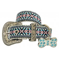 Pure Western Hunter Dog Collar