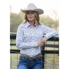 Pure Western Harper L/S Shirt