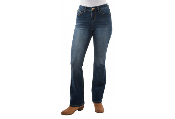 Pure Western Brady HW Bcut Jean 32
