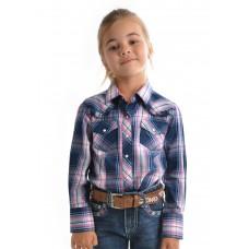 Pure Western Girls Cindy L/S Shirt