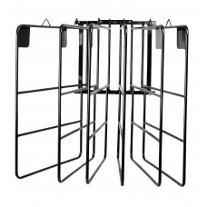 Wall Mounted Cover Rack