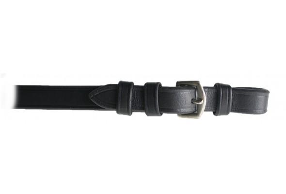 Enzo Rub Grip Reins Leather
