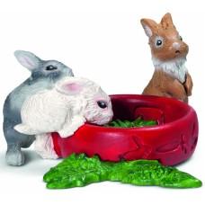 Schleich - Baby Rabbits