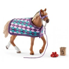 Schleich - English TB w/Blanket