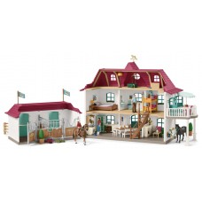 Schleich - Large horse Stable Playset