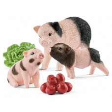 Schleich - Miniature Pig Mother and Pig