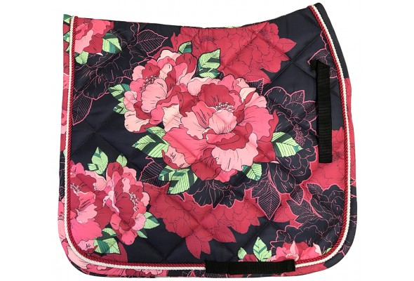 Enzo Flora Saddle Pad