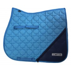 Enzo GP Saddle Pad w/ Zip Pocket