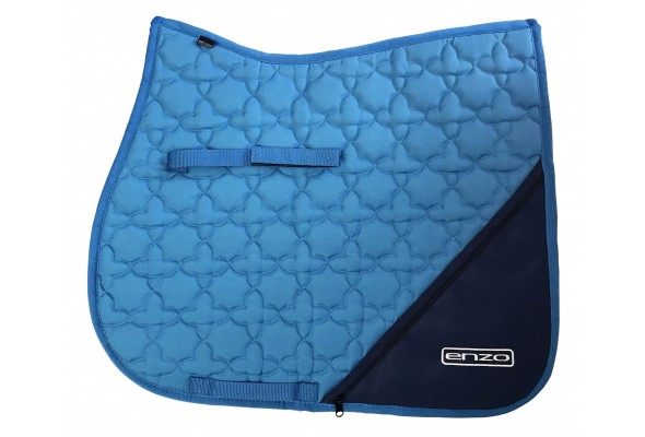 Enzo GP Saddle Pad w/ Zip Pocket