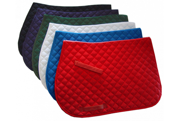 Prima Quilted Saddle Cloth