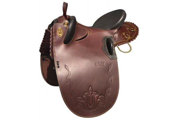 Origin Barcoo Poley Saddle