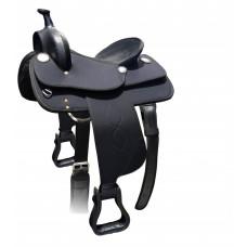 Enzo Western Cordura Saddle