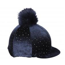 Shires Velvet Sparkle Hat Cover