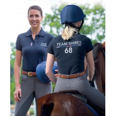 Shires Team Polo Shirt