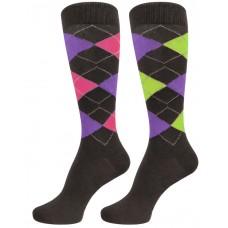 CA Argyle Socks