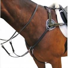Enzo Five Point Breastplate