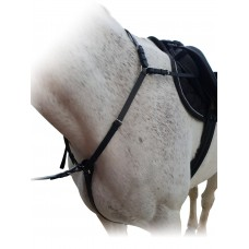 Enzo Three Point Breastplate