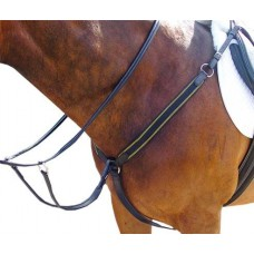 Enzo Y Shape Elastic Breastplate
