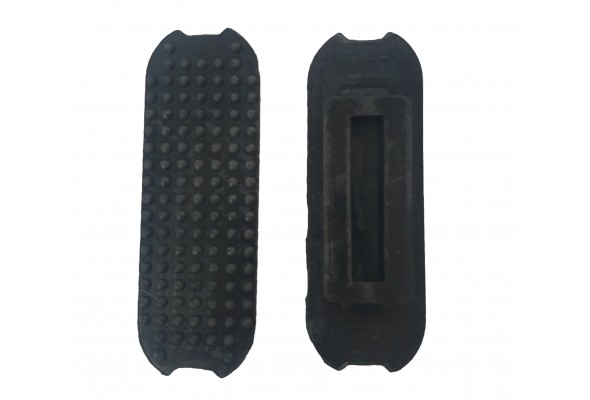 Peacock Safety Iron Rubber Tread
