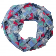 Thomas Cook Voile Print Scarf*