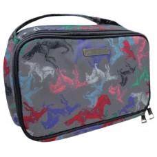Thomas Cook Horses Print Lunch Bag