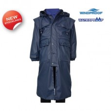 TC Kids Pioneer Long Raincoat