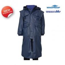 TC Kids Pioneer Long Raincoat
