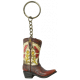 Thomas Cook B/fly Flower Boot Key Chain