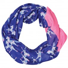 Thomas Cook Womens Voile Print Scarf