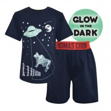 Thomas Cook Boys Glow In The DarkPJs