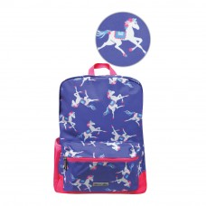 Thomas Cook Horses Print Backpack